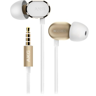 AKG N20 Reference Class In-ear Headphones - Gold
