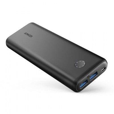 Anker PowerCore II 20000 QC3.0 PowerBank - Black