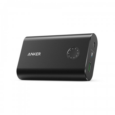 Anker PowerCore+ 10050mAh QC3.0 PowerBank - Black