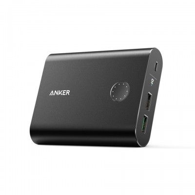 Anker PowerCore+ 13400mAh QC3.0 PowerBank - Black