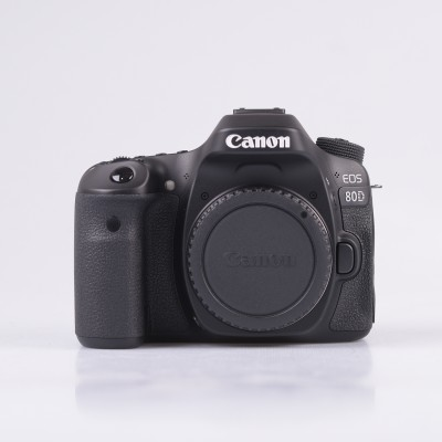 Canon EOS 80D Body Only Digital SLR Camera [kit box]