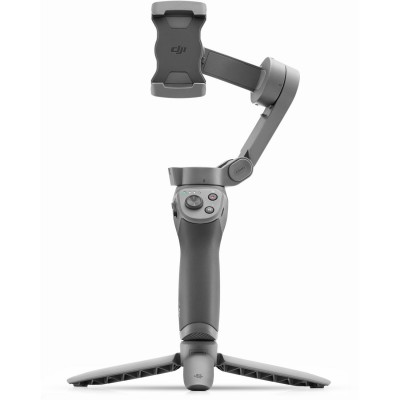 DJI Osmo Mobile 3 Handheld Gimbal Stabilizer for Smartphones (Combo Version) - Black/Grey