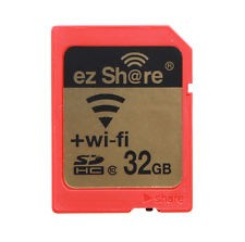 ez Share 32GB Wifi Share Class 10 SD Memory Card