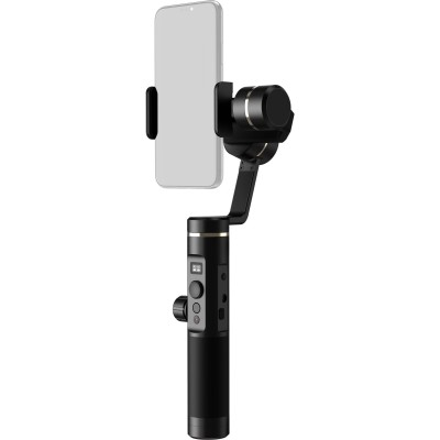 Feiyu SPG 2 3-Axis Handheld Stabilized Gimbal for Smartphone - Black