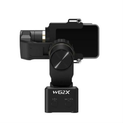 Feiyu WG2X 3-Axis Wearable Gimbal for Action Cameras - Black/Gold