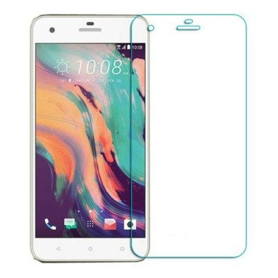 Premium 0.33mm Rounded Edges Tempered Glass Screen Protector for HTC desire 10 pro - Clear