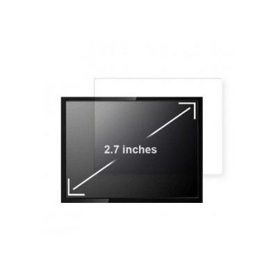 Generic 2.7 inch LCD Screen Protector