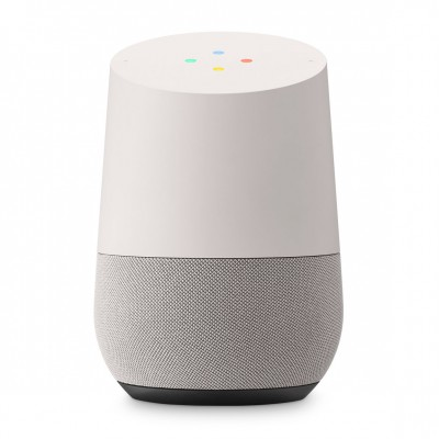 Google Home (White Slate) - Smart Speaker and Home Assistant (AU Version)