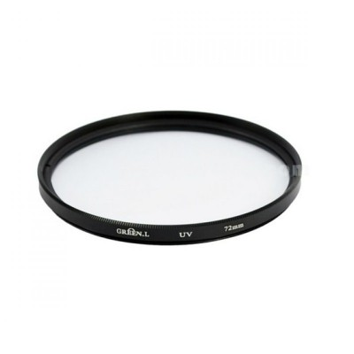 Green.L 72mm UV Filter