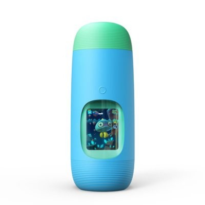 Gululu Water Smart Bottle for Kids - Blue