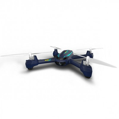 Hubsan H216A X4 DESIRE PRO FPV 2.4GHZ RC 1080P Camera Quadcopter with Transmitter (RTF) (Version A) - Blue