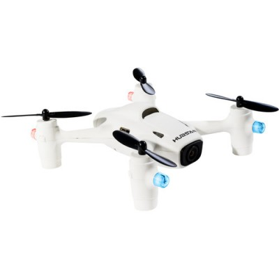 Hubsan X4 Camera Plus H107C+ 2.4GHZ RC Quadcopter with 720P Camera with Transmitter (RTF) - White