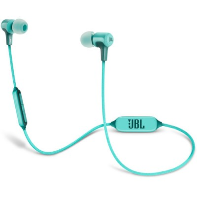 JBL E25BT Wireless in-ear headphones - Teal