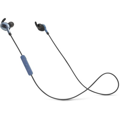 JBL Everest 110 Wireless In-ear Headphones - Steel Blue