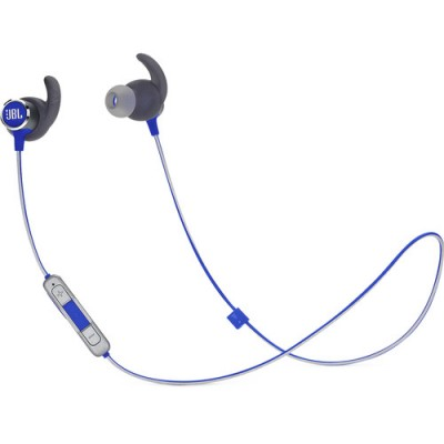 JBL Reflect Mini 2 Sweatproof Wireless Sport In-Ear Headphones - Blue