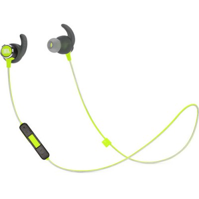 JBL Reflect Mini 2 Sweatproof Wireless Sport In-Ear Headphones - Green