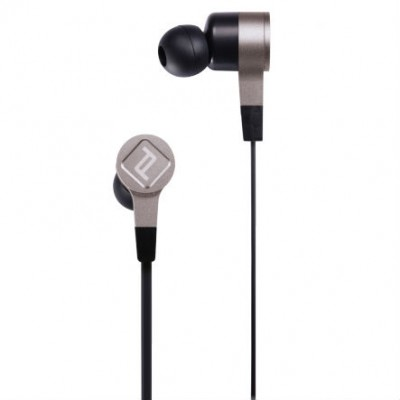 KEF Porsche Design MOTION ONE In-Ear Bluetooth Headphones  - Titanium Silver
