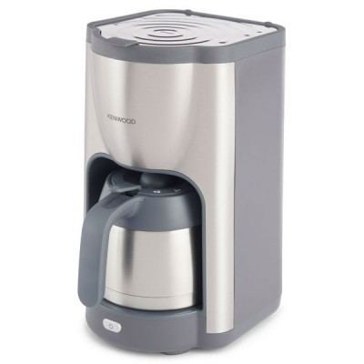 Kenwood Scene Coffee Maker CMM490 (200V-240V) - Brushed Metal