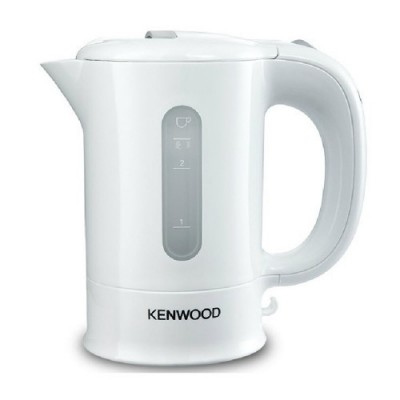 Kenwood Travel Kettle JKP250 (200V-240V) - White