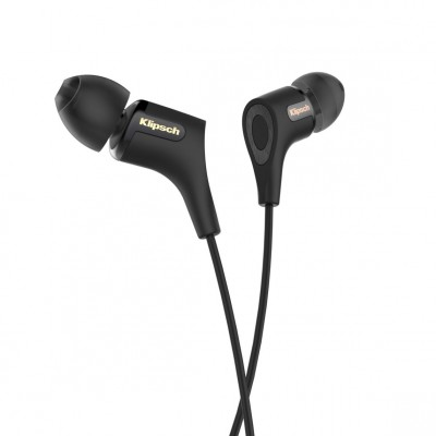 Klipsch R6 II In-Ear Headphones - Black