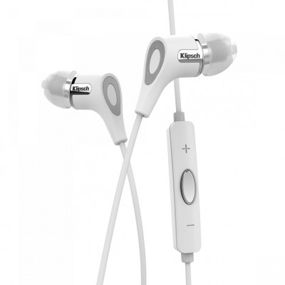 Klipsch R6i II In-Ear Headphones - White Headphone