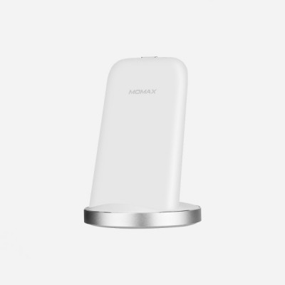 Momax Q.Dock2 UD5 QI Wireless Charging Charger - White