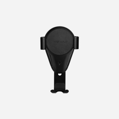 Momax Q.Mount CM9 Wireless Charging Car Mount - Black