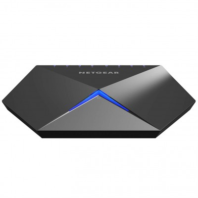 Netgear Gaming Switch GS808E Nighthawk S8000 Gaming & Streaming Switch with Advanced 8-port Gigabit