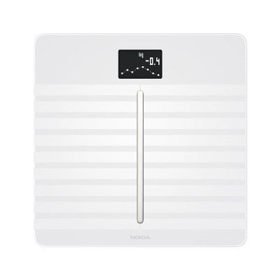 Nokia Body Cardio - Heart Health and Body Composition Scale - White