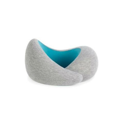 OstrichPillow Go Travel Pillow - Blue Reef