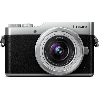 Panasonic Lumix DMC-GF9 Kit with 12-32mm f/3.5-5.6 ASPH. Lenses - Silver (PAL)