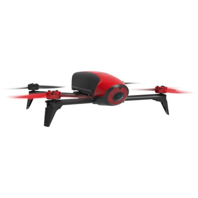 Parrot Bebop 2 Drone without Skycontroller - Red