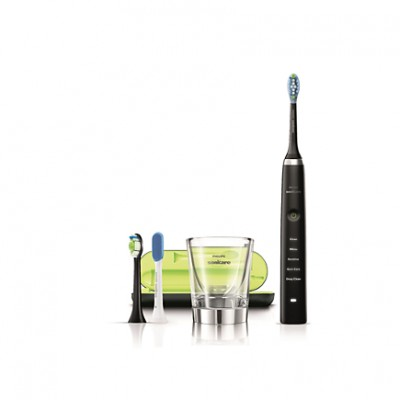 Philips Sonicare DiamondClean Sonic Electric Toothbrush HX9305/08 - Black