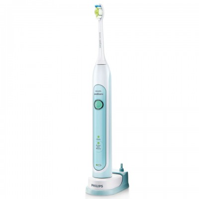 Philips Sonicare HealthyWhite Sonic Electric Toothbrush HX6713/43 - Blue