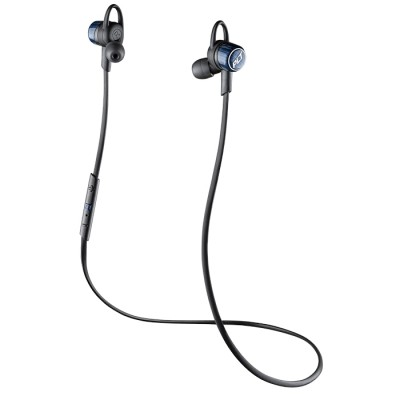 Plantronics BackBeat Go 3 Bluetooth Headset with Charge Case - Cobalt Black/ Blue