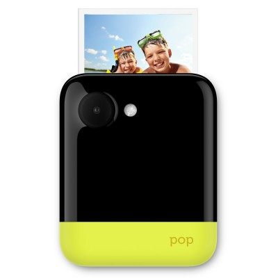 Polaroid POP Instant Print Digital Camera with ZINK Zero Ink Printing Technology - Yellow