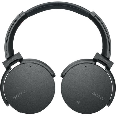 Sony EXTRA BASS Noise-Canceling Bluetooth Headphones MDR-XB950N1 - Black