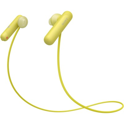 Sony WI-SP500 Sports In-ear Headphones - Yellow Headphone