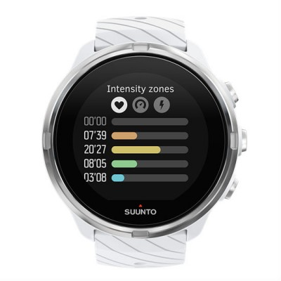 Suunto 9 Multisport GPS Watch (SS050147000) - White