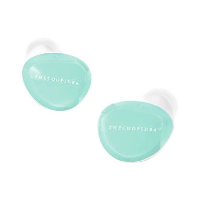 thecoopidea BEANS In-Ear True Wireless Headphones - Turquoise