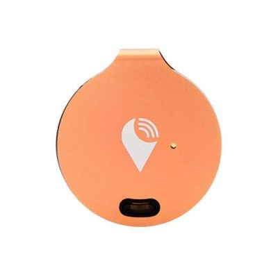 TrackR Bravo Bluetooth Tracking Device 1 Device Pack - Rose Gold